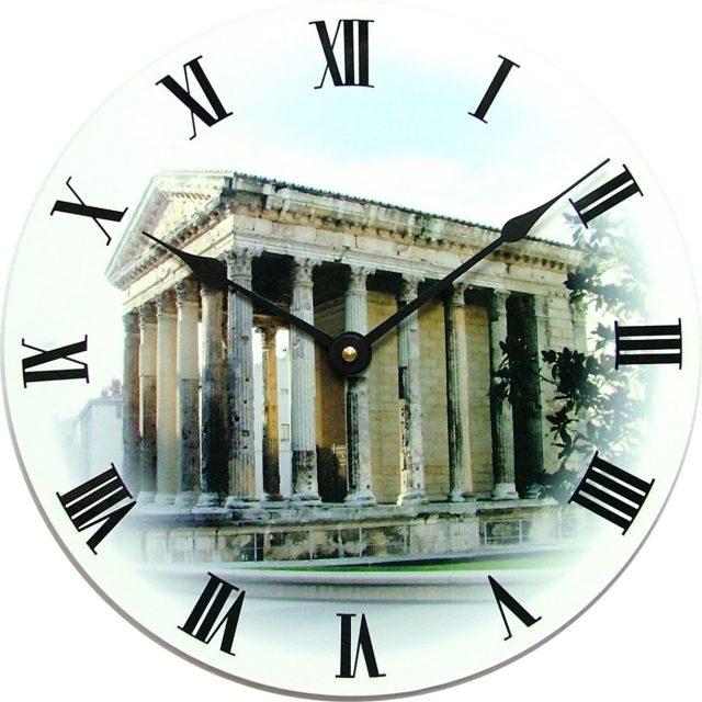 Horloge Murale Ø 290 mm Le Temple