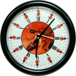 Horloge Violon