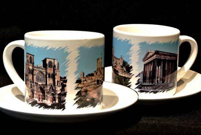 Mini mug 3 monuments de Vienne