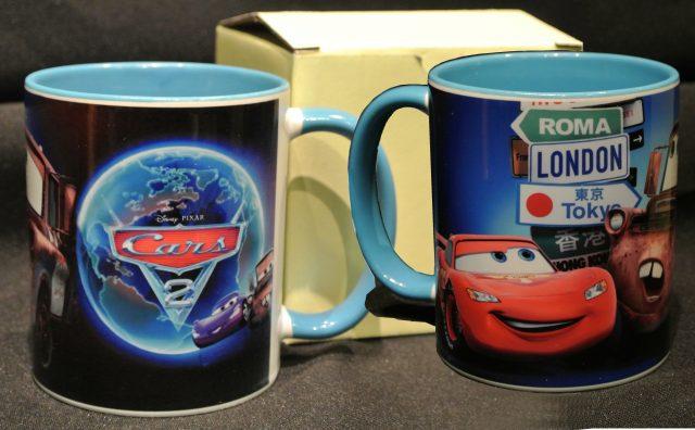 Mug BD Cars N° 1