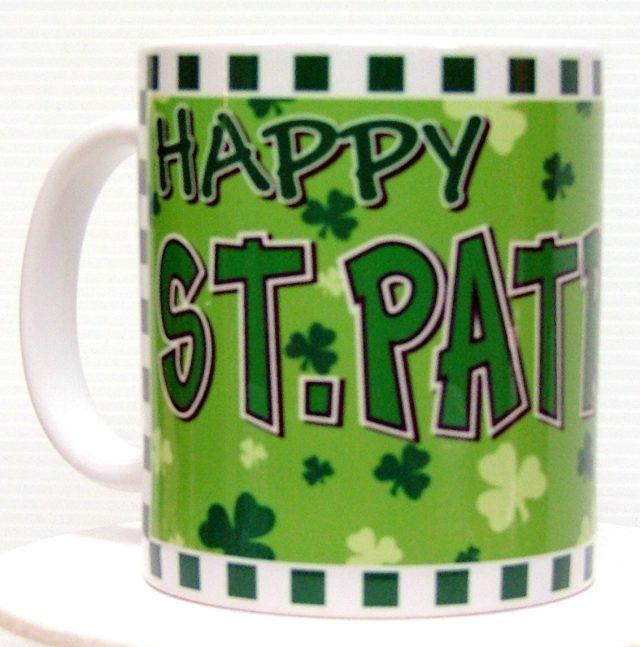 Mug St-Patrick 1