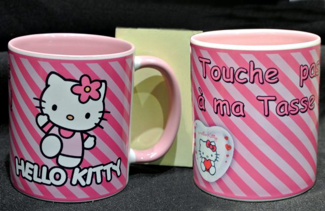 Mugs Hello Kitty Touch pas tasse