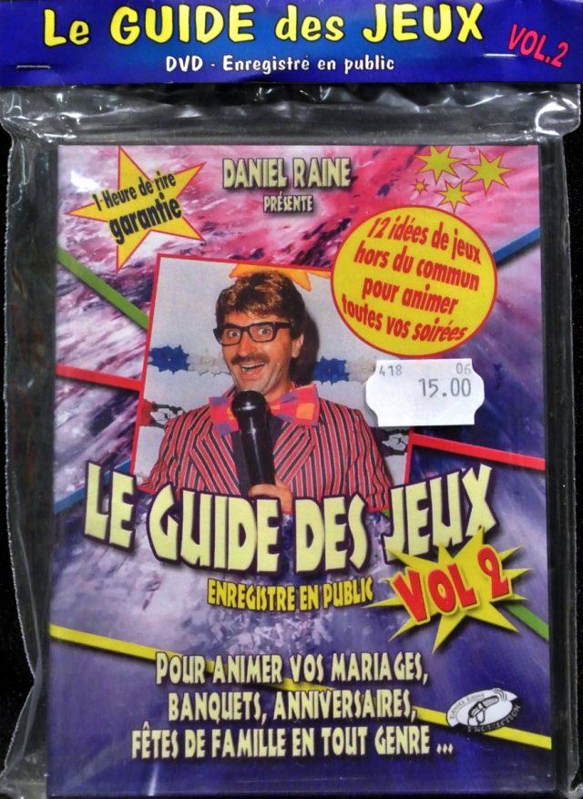 DVD Guides des jeux