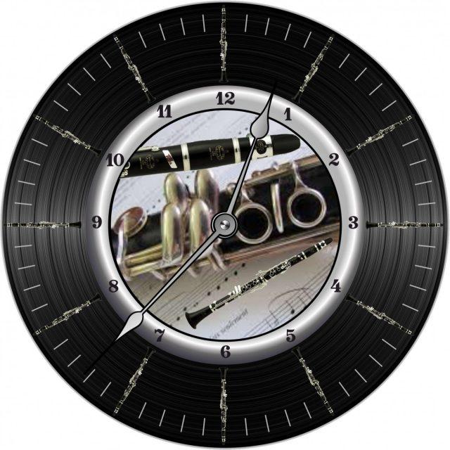 Horloge Clarinette Buffet Crampon