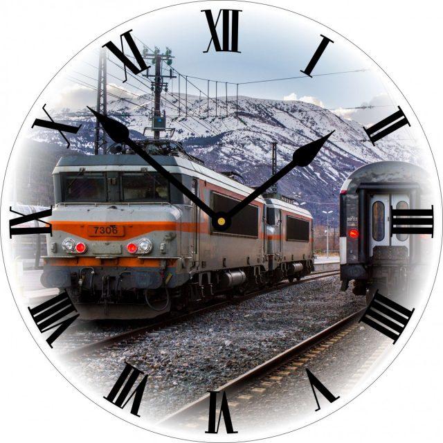 Horloges trains BB 73