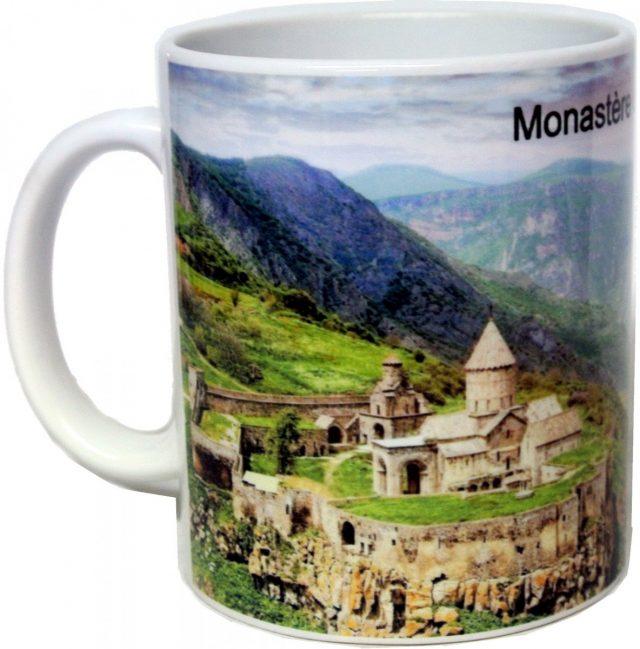 Mug Monastère de Tatev