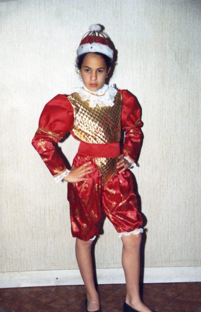 Roi Lys 8-10 ans