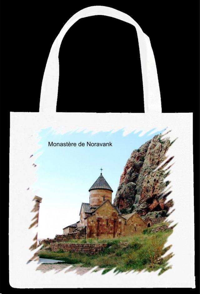 Sac Monastère de Noravank