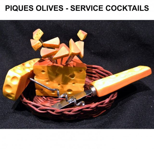 Pique-olives Fromage