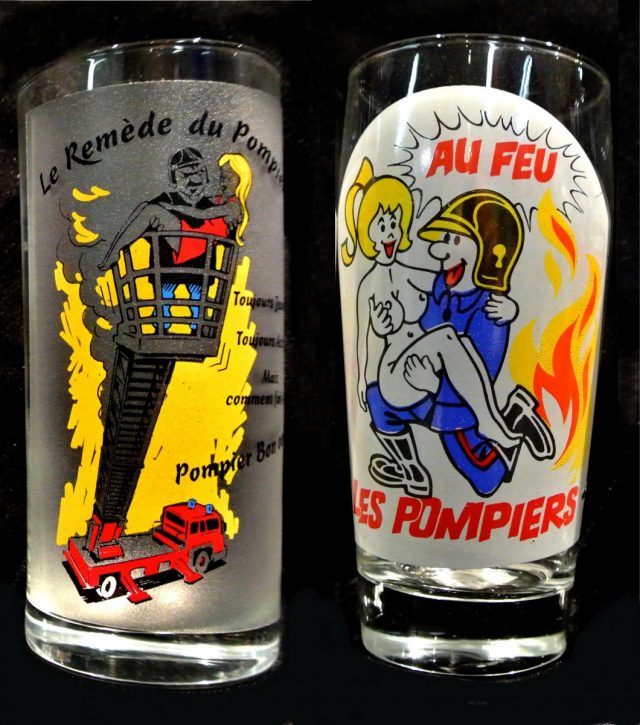 Verres Pompiers