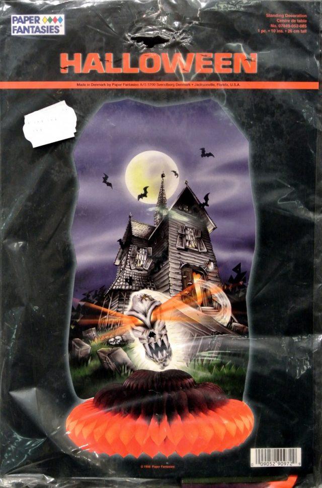 Halloween Alvéolé Déco de table Maison Hantée