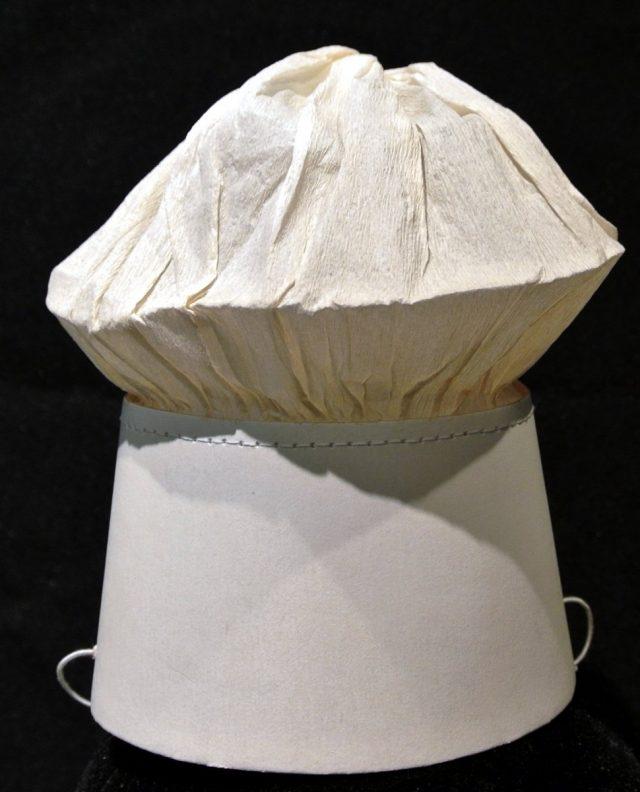 Chapeau de cuisinier