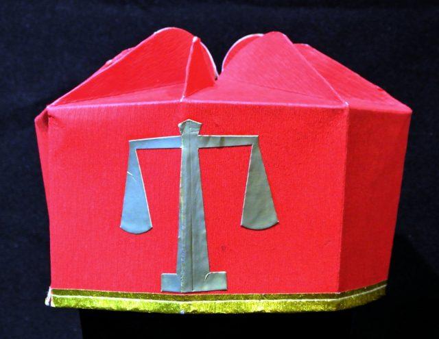 Chapeau de magistrat