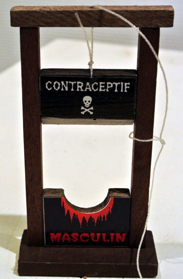 Guillotine Contraceptif