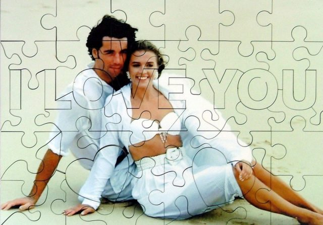 Puzzle I Love You