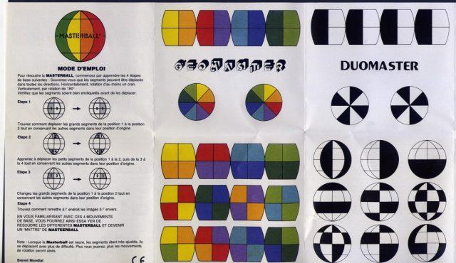 Rubis Cube Méthode Masterball