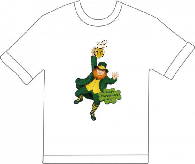 Tee-shirt St-Patrick