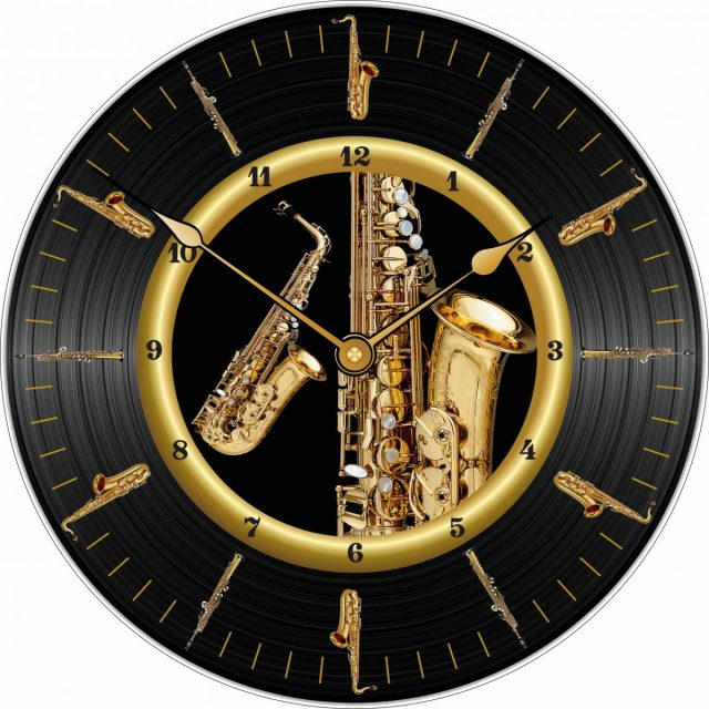Horloge Personnalisée