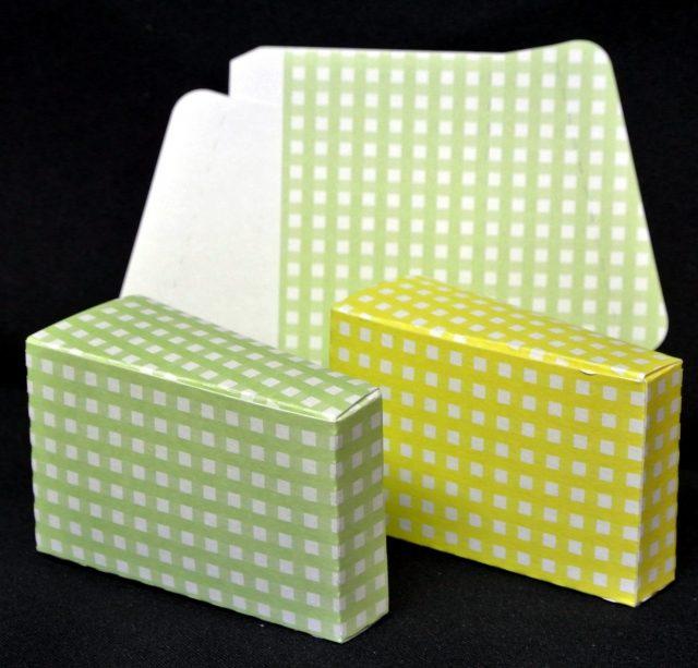 Boîtes pour dragées