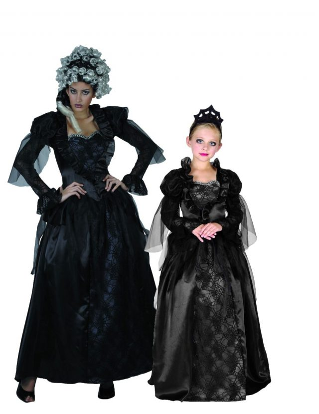 Déguisement comtesse femme Halloween f1d3f85935a