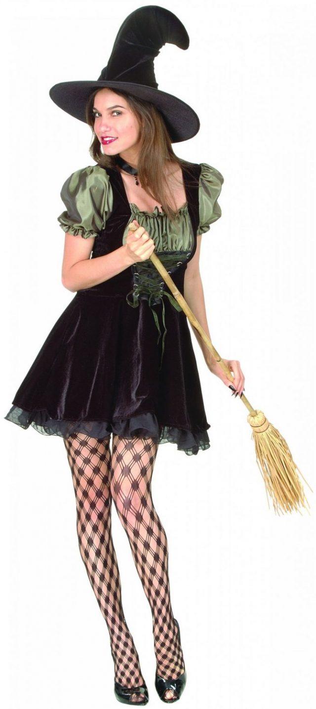 Déguisement sorcière femme Halloween 4d13ad72df0