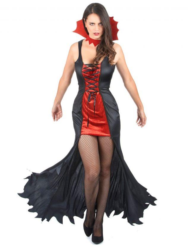 Déguisement vampire femme Halloween d69032913de