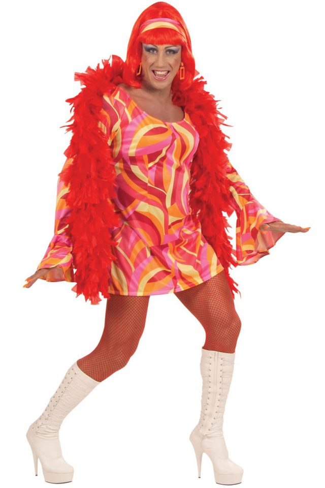 Costumes Disco Drag Queen