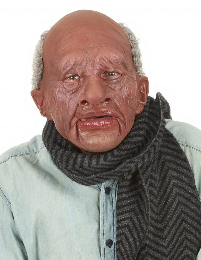 Masque souple grand-père