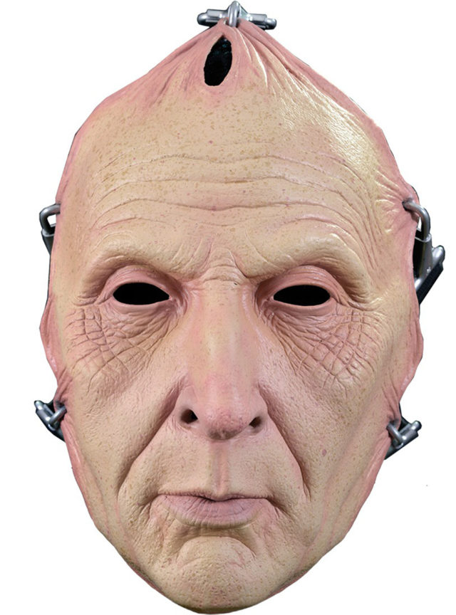 Jigsaw Flesh Face