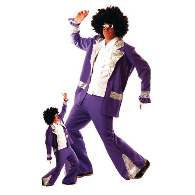 Costume Disco Forever Violet