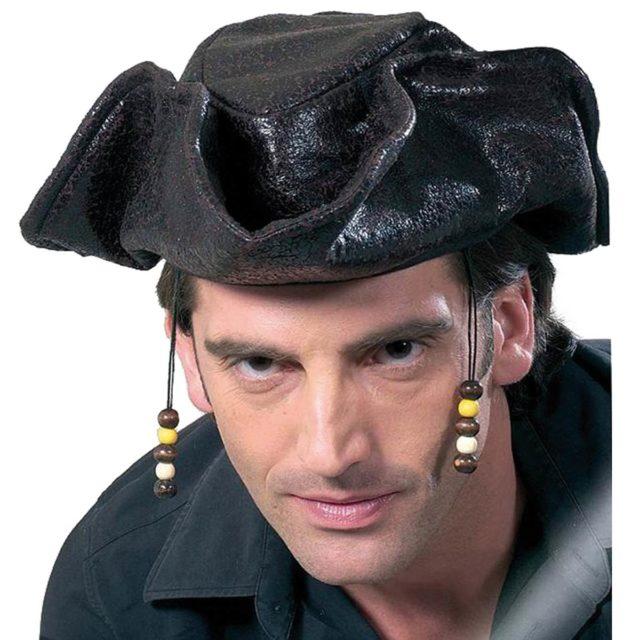 Chapeau Pirate des caraibes