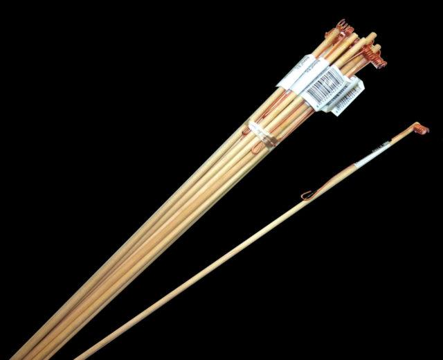 Porte lampion en bois 50 cm