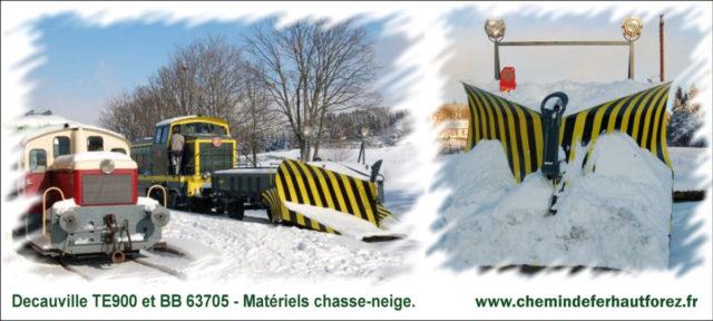 Mug matériels chasse-neige du CFHF