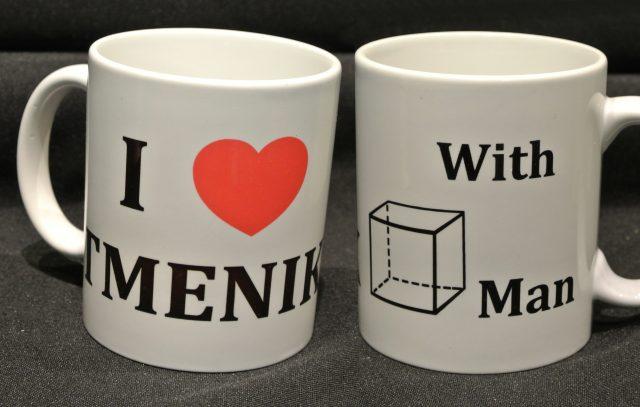 Mug I Love TMENIK