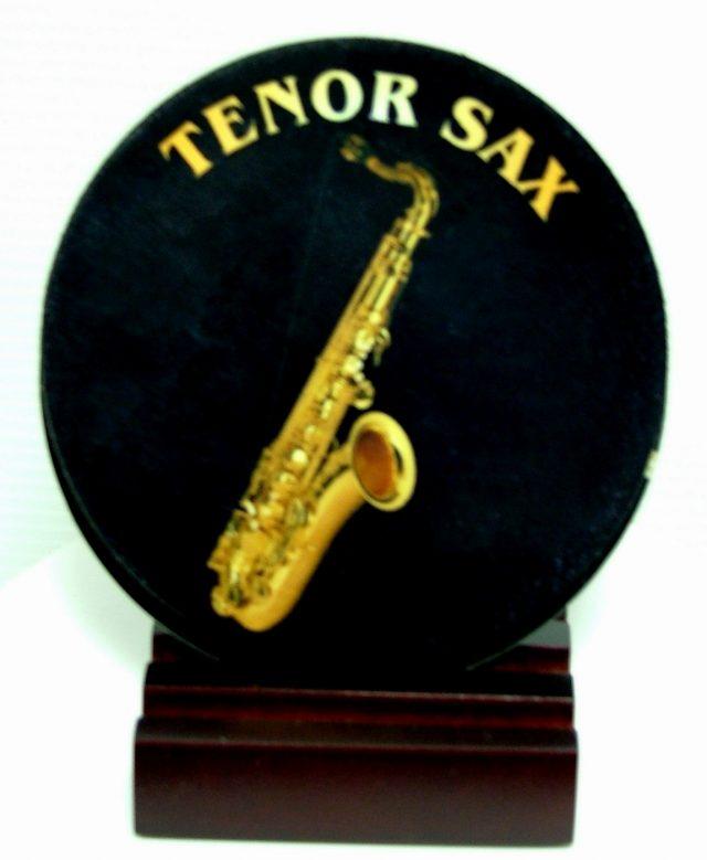 Sous verre souple Sax Ténor
