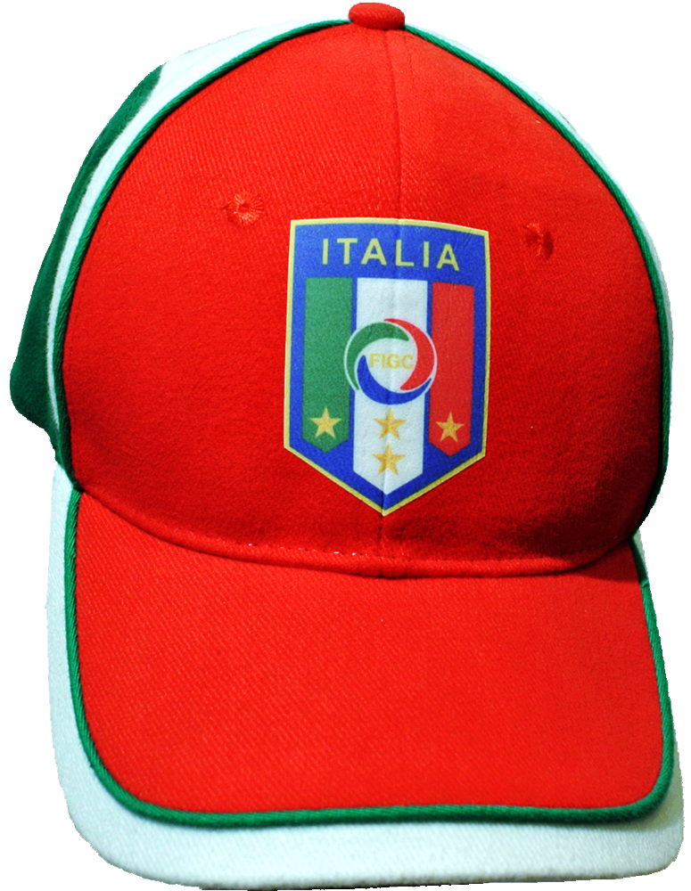 Casquette FOOT ITALIE PM png