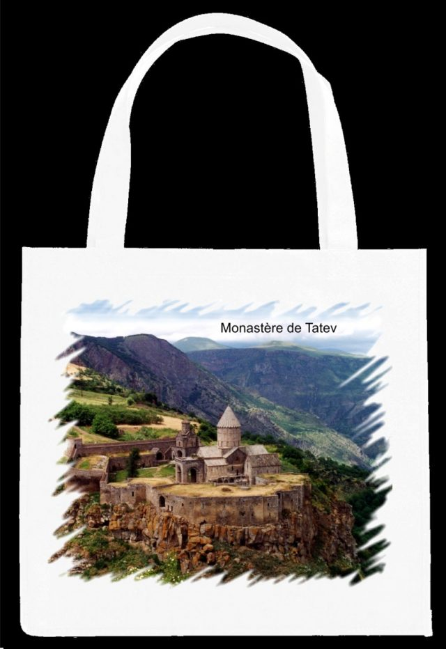 Sac Monastère de Tatév