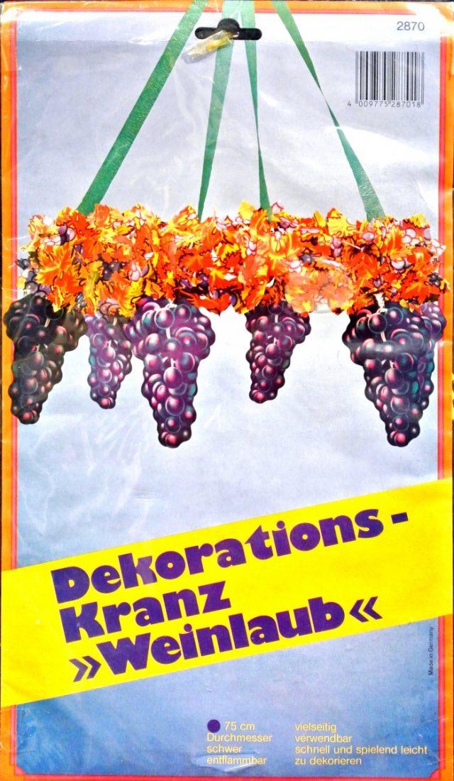 Raisins d'automne Couronne