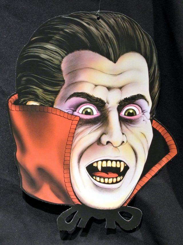 Halloween Cut-Out Vampire