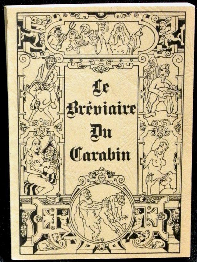 Livre le Brévière du Carabin