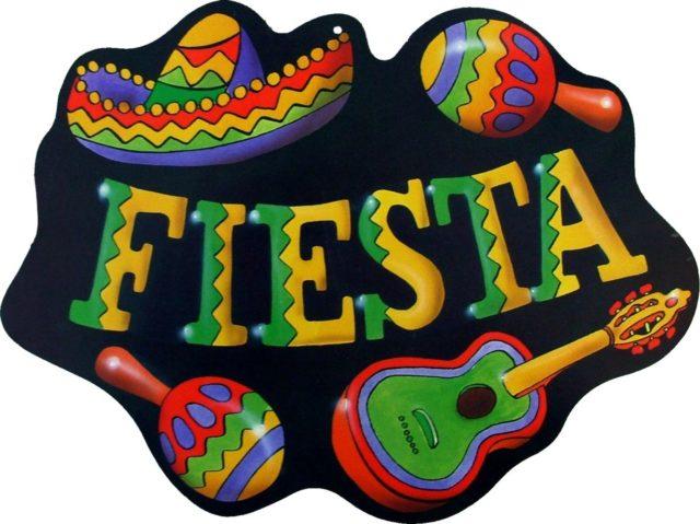Fiesta cut double face