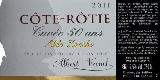 Étiquettes de vins personnalisées